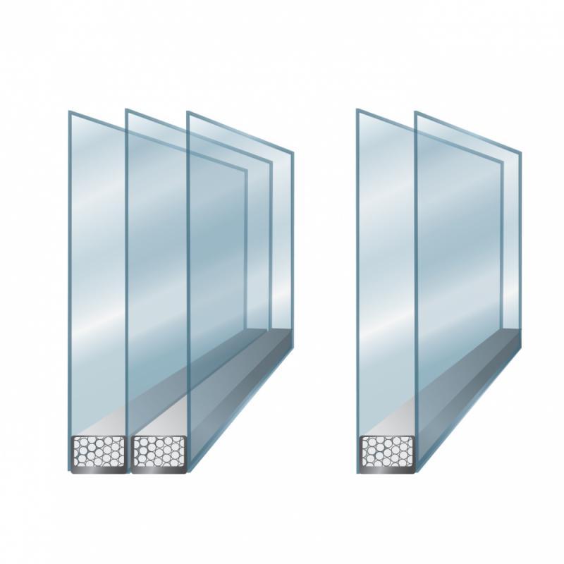 2-fach oder 3-fach Wärmeschutzverglasung? Wir beraten Sie, was in Ihrem zu Hause machbar und was vor allem Sinn macht!